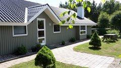 Sommerhus til 6 personer ved Houstrup