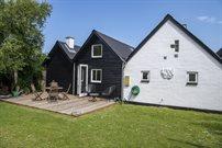 Feriehus til 2 personer ved Slettestrand