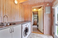 Sommerhus til 9 personer ved Thorup Strand