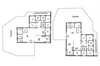 Sommerhus til 24 personer ved Truust