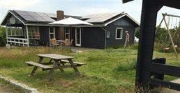 Sommerhus til 10 personer ved Søndervig