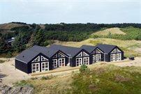 Luksus sommerhus til 20 personer ved Blåvand