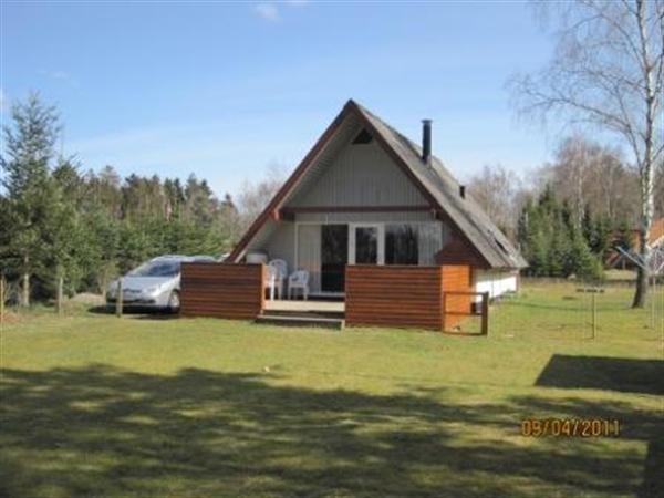 Sommerhus til 8 personer ved Truust